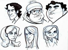 14 best cartoon heads images on pinterest cartoon head cartoon