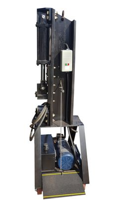 Our 25 ton specs are: * Cylinder * Stroke * Motor * Pump * Inches Per Second speed * 5 x Die Plates with x 6 Useable Space ( Can be custom spec& larger!) * Overall Height is under * Weighs 1100