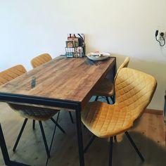 #kwantuminhuis Stoel LUCCA > https://www.kwantum.nl/meubelen/stoelen @diemsemeid