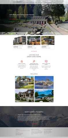 We updated three Ubertor websites for Vancouver and North Vancouver Realtor Patricia Houlihan. Originally they were all different designs and now they look like a famile of websites. Prestige, North Vancouver, Website Designs, Custom Design, Real Estate, Real Estates, Site Design, Website Layout, Web Design