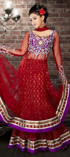 Code-76413  Wear layered #lehenga. Something very similar to what #Bollywood diva #SriDevi wore at Marrakech Film Festival 2012 in #Morocco.