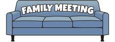 Hebben jullie wel eens een gezinsvergadering gehouden? In deze nieuwe blog meer over het hoe, wat en waarom.