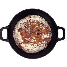 Porkkanamehuun leivottu pataleipä - Soppa 365