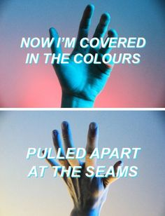colors // halsey - ̗̀ @hsummer11 ̖́-