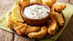 Vyprážané avokádo | Recepty.sk Looks Yummy, Chicken Wings, Cooking, Ethnic Recipes, Kitchen, Kitchens, Cuisine, Brewing, Cucina