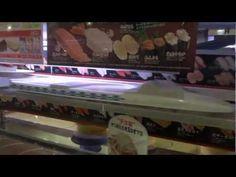 Sushi Train - Kappa Sushi:  Go kaitenzushi!