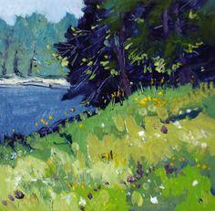 Andrea J. Peters - Oil Painter fauvism