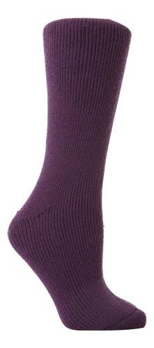Heat Holders Women's Thermal Socks Purple Us >>> Click image to read more details. Women's Socks & Hosiery, Purple, Image, Fashion, Moda, La Mode, Fasion, Fashion Models, Viola