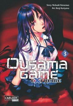 Nobuaki Kanazawa - Ousama Game Extreme (Band 3) 3.5/5 Sterne