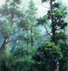 Mushishi. Directed by Hiroshi Nagahama and created by Artland.
