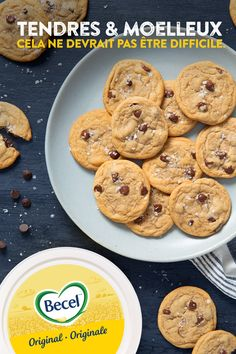 Fun Baking Recipes, Sweet Recipes, Cookie Recipes, Dessert Recipes, Delicious Desserts, Yummy Food, Galletas Cookies, Chewy Chocolate Chip Cookies, Christmas Cooking