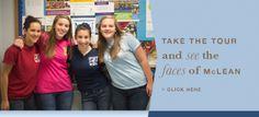 McLean School | Independent School in Potomac, MD