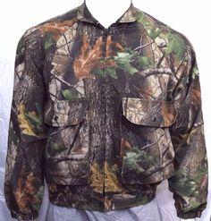 Realtree Men/'s S 34 36 Camo hunting Long Sleeve Tee Shirt Edge Camouflage NWT