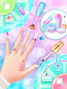 Wedding Nail Salon-girls games– Capture d'écran
