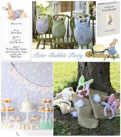 Beatrix Potter - Peter Rabbit Easter Party