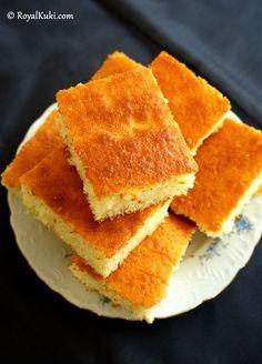 5 dakikada Hazırlanan iki yumurtalı kolay kek Tarifi