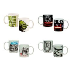 Star Wars Mug Collection