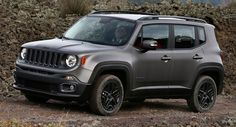 Jeep Renegade Night Eagle Lands In UK, Starts From £21,595