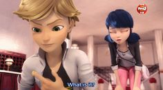 Miraculous Gifs — Adrien and Food - Kung Food