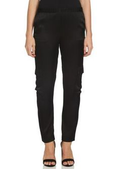 1. State Women's The Bedford Pants - Rich Black - 6 Average