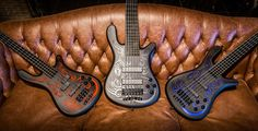 Framus & Warwick Streamer LX 4,5 and 6 strings Special Tribal High Polish