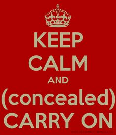 Concealed Carry Weapons For Women | Gun Control March 5, 2013 Leave a comment