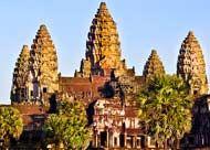 Angkor Wat.  Cambodia + VietNam 16D tour on sale til Oct 31