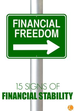 Are you financial stable? 15 Signs of Financial Stability