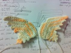 Fairy Wings - would be nice on pocket dragon