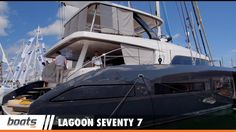 Lagoon Seventy 7: First Look Video
