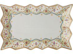 Platter Rectangular 35x23cm