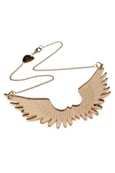 Angel Wings Necklace could we do this out of shrinky dink?