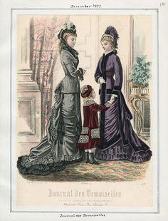 Journal des Demoiselles December 1877 LAPL