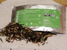 north african mint nice tea from davidstea organic north african mint ...