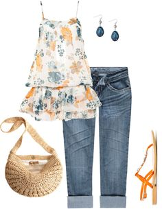 Simplicity, created by romigr99 on Polyvore