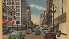 Old Seattle - remember Kress and Woolworth?