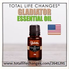 Total Life Changes Hispano Estados Unidos. Una Oportunidad de Negocio Inteligente: Aceite Iaso ™ Gladiador