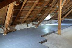 Dämmung oberste Geschossdecke (Dachboden) DUO