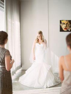 Elyse + Jack | New Orleans Wedding. Planning and Design | Elyse Jennings Weddings, Photography | Greer Gattuso Photography, Gown | Ines di Santo, bridal fashion, wedding dress, bridesmaids
