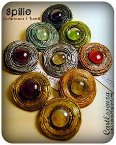 1000 images about unexpected materials on pinterest for How to make paper mache jewelry