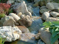 fabriquer une cascade de bassin recherche google fontaine pinterest bassin piscines et. Black Bedroom Furniture Sets. Home Design Ideas