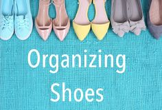 Organizing Shoes - Optimal Storage Solutions - Chaos to Order - Chicago Professional Organizing Experts for Home and Office Shoe Storage, Diy Storage, Storage Spaces, Office Organization Tips, Organizing Shoes, Shoe Organizer, Organizers, Tip Of The Day, Types Of Shoes