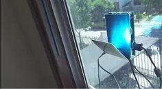 Haz tu propio cargador solar para tu teléfono