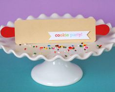 Recipe Party
