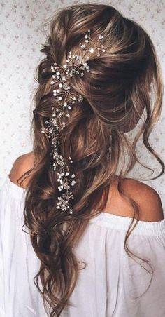 Bejeweled Hairstyle