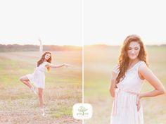 Senior High school photography | ballet senior session | senior photography poses