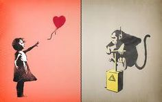 images of banksy artwork - Google Search