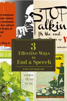 Please don't let your speech finish weakly. Learn to close memorably. Speech Writing Tips, Writing Strategies, Writing Resources, Writing Skills, Teacher Resources, Public Speaking Activities, Vocabulary Practice, Middle School Ela, Understanding Anxiety