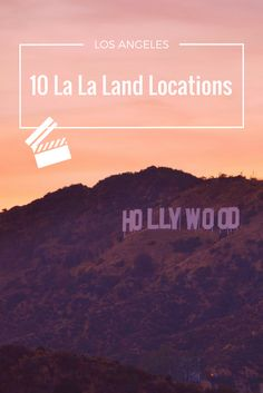 """Wie sehen die """"La La Land""""-Drehorte in Los Angeles im Film und wie in Realität aus? Outlander, Reisen In Europa, North America, Journey, Movies, Happiness, Travel, Group, Board"""