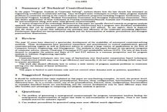 I am student of MSCS and mostly I am doing research for my thesis. Also in each course we write at least 10-15 critiques of papers published. I have much experience in writing critiques and summaries. I can write summary of any kind of paper on demand.  http://www.gicree.com/Reviews-and-Testimonials/240/reviews-technical-writings-summaries-etc